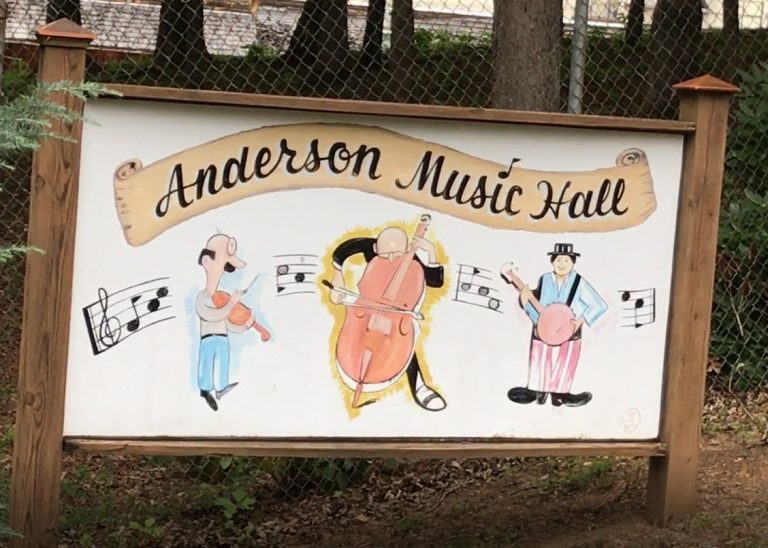 Anderson music Hall